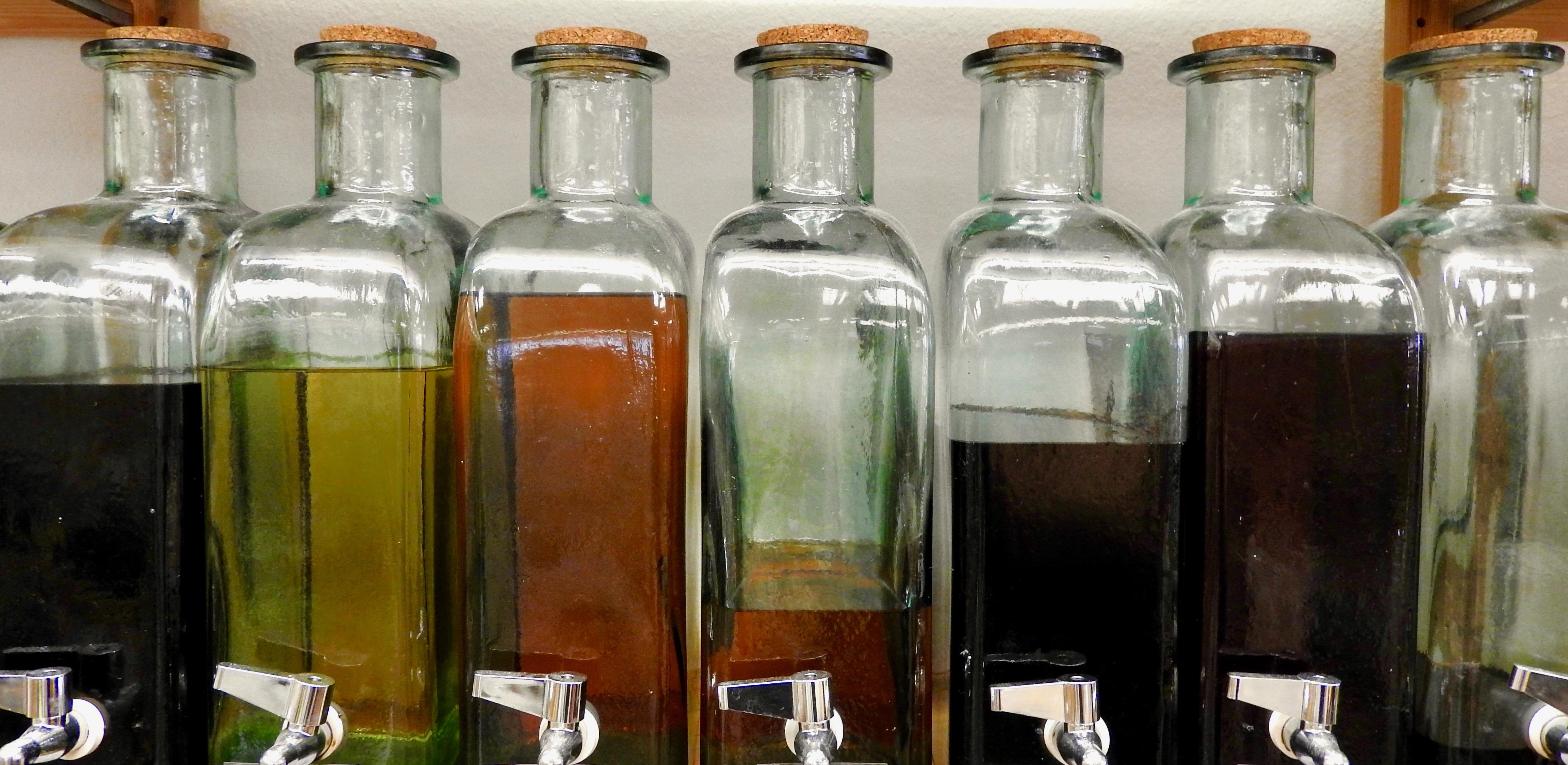 Essig & Öl im Flaschengeist